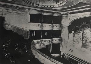 Standard Theatre interior
