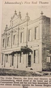 Rebuilt Globe Theatre