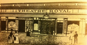 The second THeatre Royal