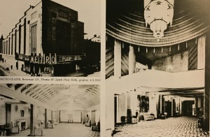 Interior of the Metro Theatre