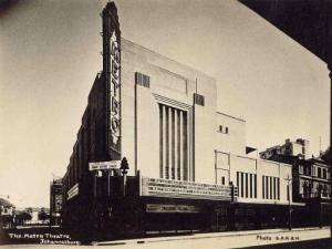 Metro in the 1930s