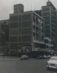 Mon Cine Bree Street 1970