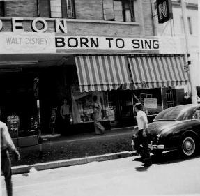 Odeon on Oxford Raod opened on 18 April 1939