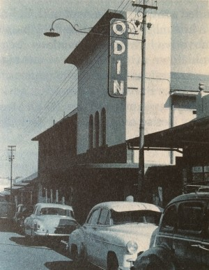 Odin Theatre Sophiatown 1950s