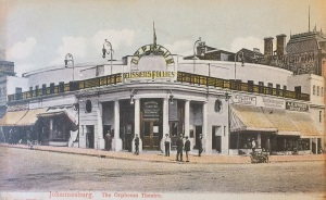 Original Orpheum Theatre from 1911