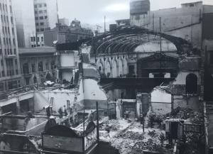 Palladium Being demolished 1939