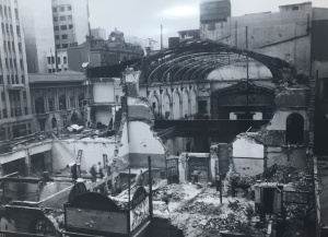 Palladium Being demolished 1939