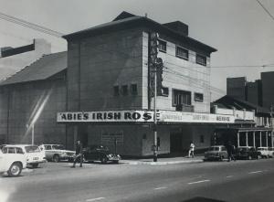 Playhouse in Jorrisen Street