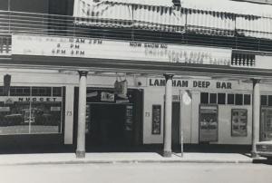 Playhouse showing the Langham Deep Bar