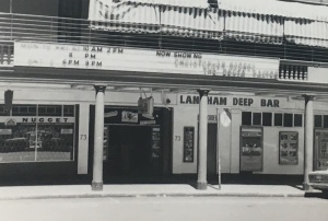 Playhouse showing the Langham Deep Bar