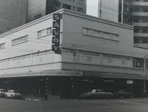 Savoy Cinema Johannesburg