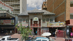 Once the No. 58 and No.58 Too Theatre and live venue in Pretoria Street Hillbrow