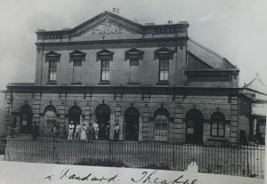 Standard Theatre 1890