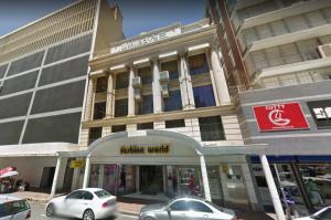 Tivoli Theatre building 2017