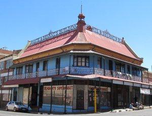 Corner view (pic from www.allatsea.co.za)