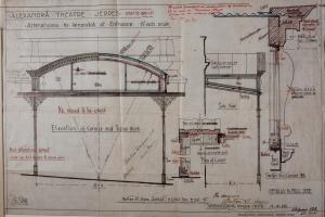 Alexandra theatre plans