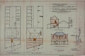 Charlton Hotel plans