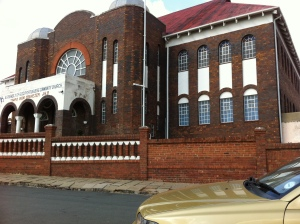 Jeppestown Synagogue