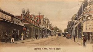 Marshall str Jeppestown