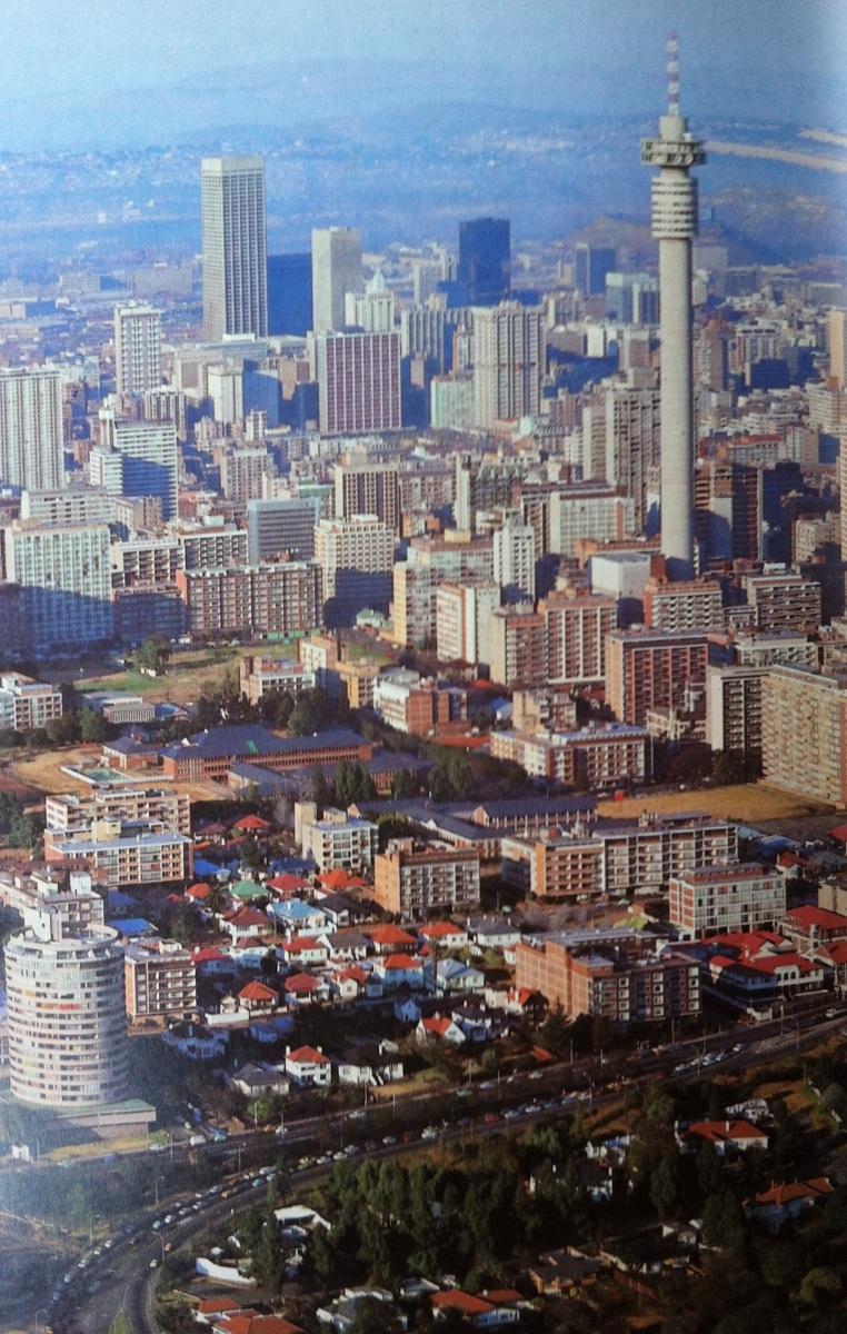 Short Film Of Johannesburg From 1970 1 Johannesburg 1912