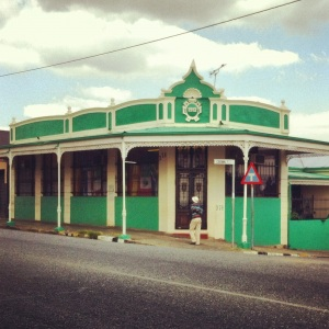 Corner shop in Fairview 2012