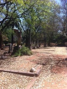 Braamfontein Cemetery 2013