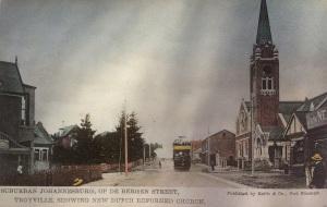 Dutch Reform Church early 1900s