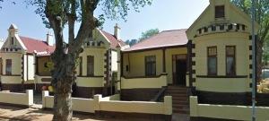 Chapman cottages 2009
