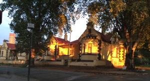 Chapman Houses 2014