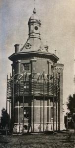 Plein Street telephone tower 1894