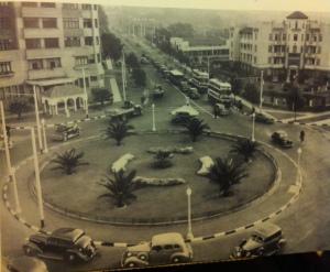Clarendon Circle 1938