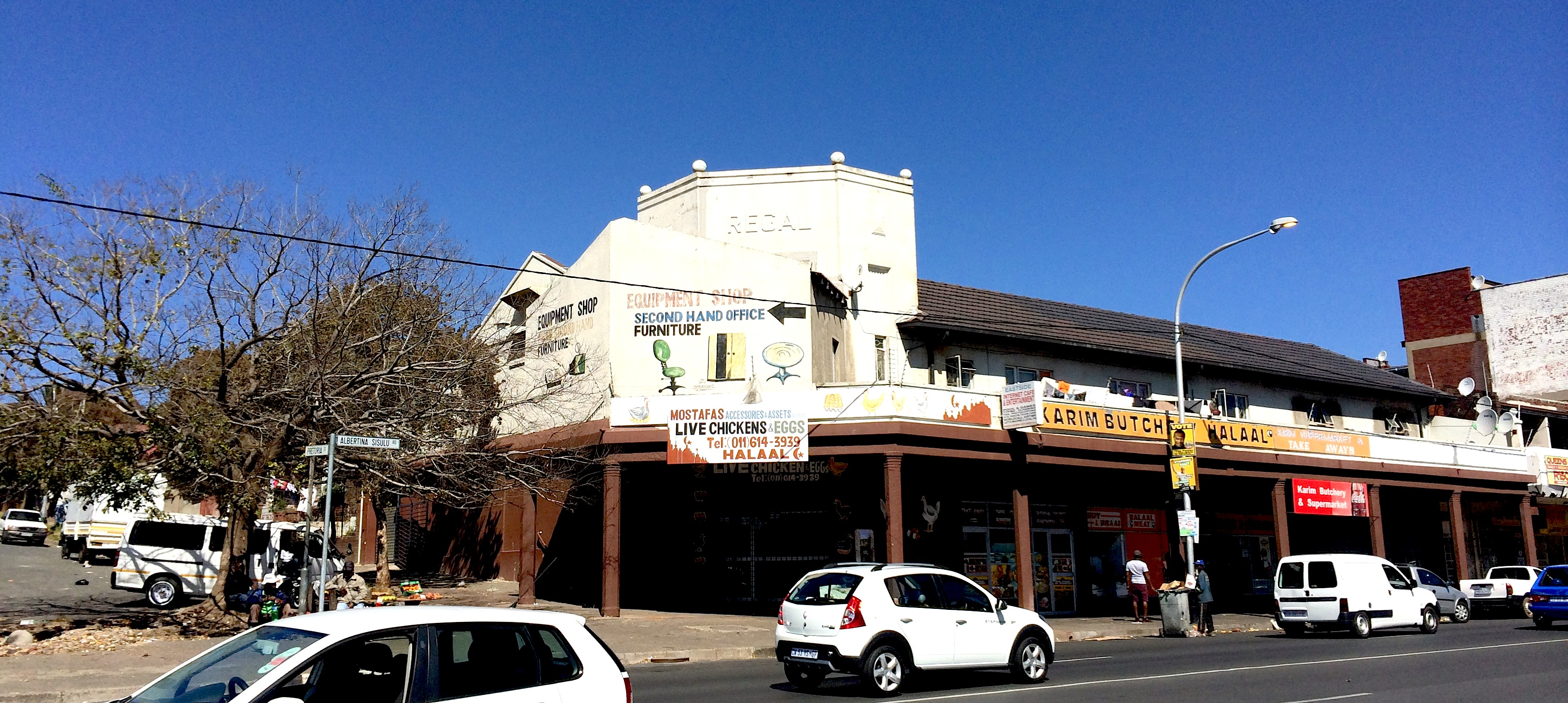 Regal Avalon 12 >> Theatres in early Johannesburg | Johannesburg 1912 - Suburb by suburb research