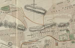 Braamfontein in 1896