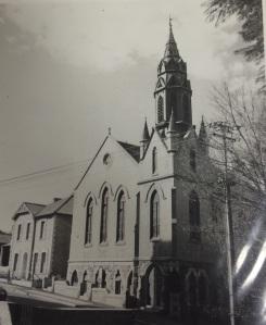 Clifton Methodist Church 1960