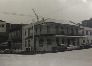 Milner Park Hotel in 1964