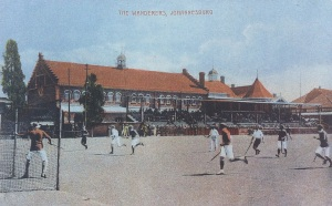 Wanderers early 1900s