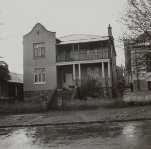 Double story house Braamfontein
