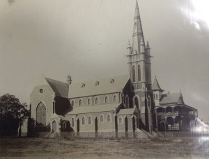 Braamfontein Dutch Refrom Church from 1905