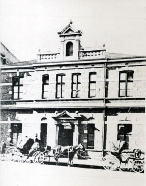 Fordsburg Post Office