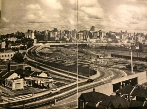 Just after the Queen elzabeth Bridge was built 19xx