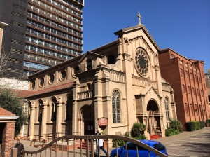 Holy Trinity Church in 2015