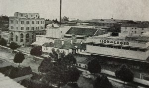 Brewery in 1960