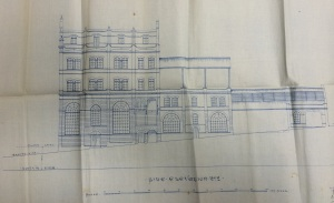 Olssohns Brewery plans from 1905