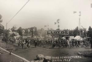 Rand show 1925