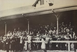 Lord Selborne opeing the 1907 show