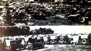 Parking problems as early as 1919