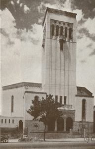 New Irene church building from 1934