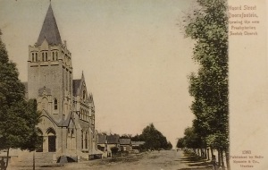 Noord Street church
