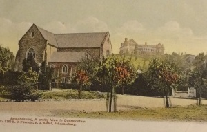The second St. Augustine's in Saratogo Avenue Doornforntein