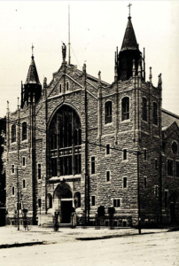 St. Mary's Hall in 1904